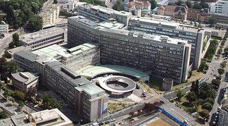 Universitätsspital Genf (Foto: Julien Gregorio)