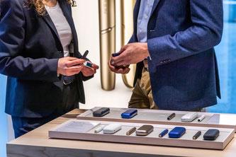 Dritte IQOS Boutique in Luzern eröffnet (Bildquelle: Philip Morris)