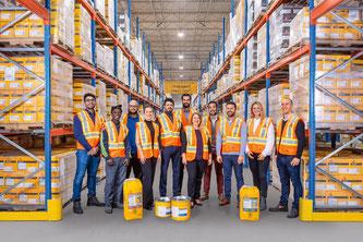 Sika ein weltumspannendes Unternehmen sorgte 2019 erneut für Rekordergebnisse Bildquelle: Sika AG, Baar