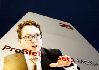 Der neue Chef von ProSiebenSat.1 - Rainer Beaujean (Bildquelle: WirtschaftsKurier)
