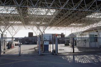 Die Logistikbasis der Schweizer Armee in Romont FR. (Archivbild)