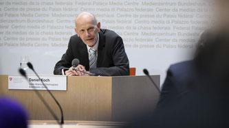 Daniel Koch, Leiter Abteilung Übertragbare Krankheiten BAG - Bildquelle: SRF