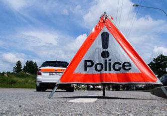Der Autofahrer verstarb am Unfallort (Bildquelle: KaPo Freiburg)