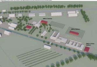 Erweiterung des Standorts Bellechasse © Tous droits réservés