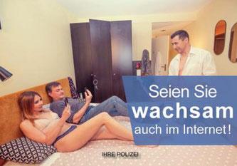 Nationale Kampagne zur Prävention von Cyberbetrug (Sextortion © Alle Rechte vorbehalten - SKPPSC)