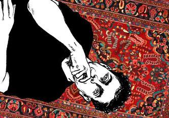 Alon Renner (Potrait von Cindy Heller)