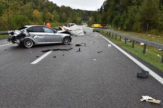 Sinnbild. (Unfall in Effretikon, 9.10.2019) - Bildquelle: Kapo Zürich