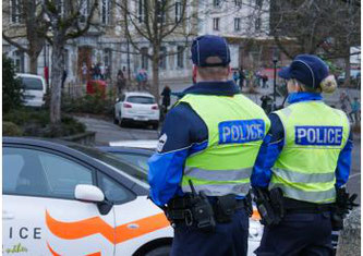 agents © 2018 Police cantonale Fribourg