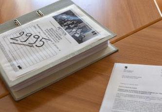 Petition für die Begrenzung der Schülerzahl pro Klasse auf höchstens 24, auf durchschnittlich 21 und auf 16 in Wahlfachkursen © Tous droits réservés