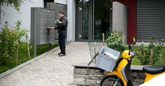 Die Epsilon SA hat die Vorgaben für den Mindestlohn im Postsektor nicht eingehalten (Bild: Epsilon SA)