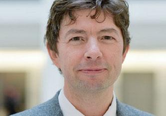 Christian Drosten (Bildquelle: Institut für Virologie Charité)