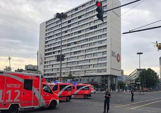 Bildquelle: Feuerwehr Berlin Twitter