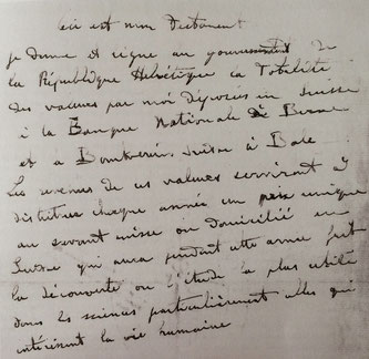 Testament Marcel Benoist (Bildquelle: marcel-benoist.ch)