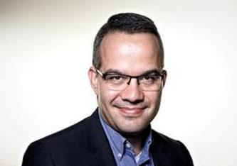Bálint Ablonczy, (40) ungarischer Journalist, Historiker. Redakteur bei valaszonline.hu