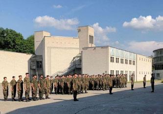Waffenplatz Frauenfeld (Bild: vtg.admin.ch)