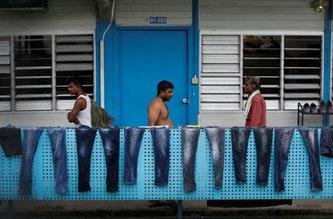 Gastarbeiter in Singapur zählen den grössten Anstieg der Infektionsfälle (Bildquelle: AsiaNews)