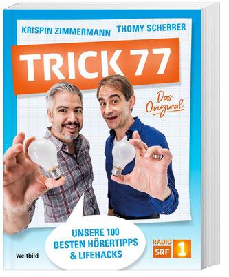 Radiomacher trugen Tricks und Lifehacks zusammen • Bildquelle: Weltbild Verlag