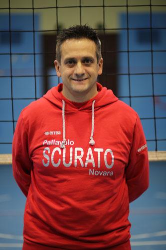 Simone Adami coach Under16 e Prima Divisione