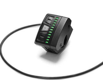 Die Fazua Remote ist eine Bedienungseinheit für e-Bikes ohne Display