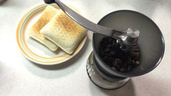 モーニングコーヒー 希望の香り
