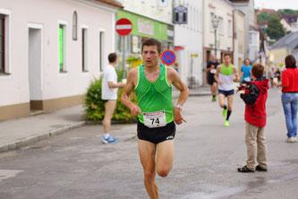 c by Martin Riener - Andi absolvierte die letzte Runde in knappen 20km/h