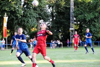 Germania Eich verlieren gegen den 1. FCK mit 5:0.