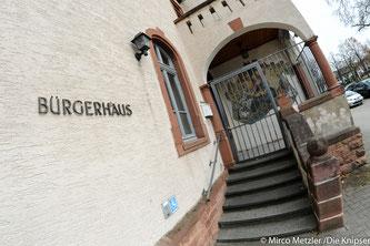 Das Bürgerhaus Osthofen.