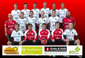 TGO mA-Jugend Oberliga-RPS. Foto: Moritz Doerr /Die Knipser
