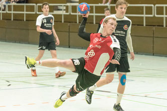 Constantin Hammer für die TGO mA-Jugend. Foto: Hans-Peter Oberneder.