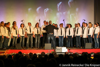 Mit einem abwechslungsreichen Programm konnte der Pfiffligheimer Chor die Zuhörer begeistern.