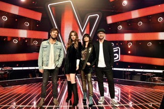 """The Voice Kids"" ab Sonntag, 11. Februar 2018, um 20:15 Uhr in SAT.1 Foto: SAT 1"