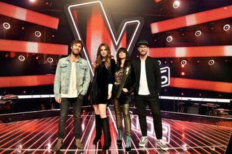 """The Voice Kids"" ab Sonntag, 11. Februar 2018, um 20:15 Uhr in SAT.1 Foto: SAT 1"