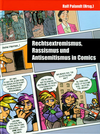 Cover des 2011 erschienenen, von Ralf Palandt für das Archiv der Jugendkulturen e.V., herausgegebenen, Sammelbandes (Quelle: Ralf Palandt)