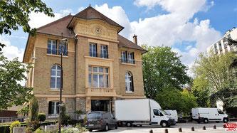 Hôtel de Police de Vélizy-Villacoublay. Photo Vélizy.Info