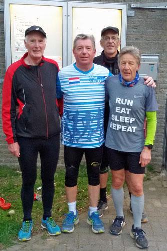 Dieter Kretzer, Kurt Steidl, Peter Stock, Franz Fritsch