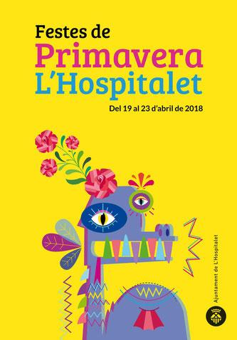 Fiestas en L'Hospitalet de Llobregat Festes de Primavera