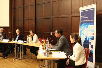 Scientists and practioners discussed EU refugee policy