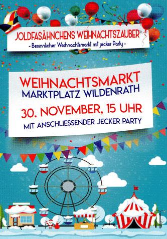 Weihnachtsmarkt Wildenrath 2019