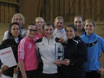 Oberbayern holt Rosi-Haenchen-Pokal