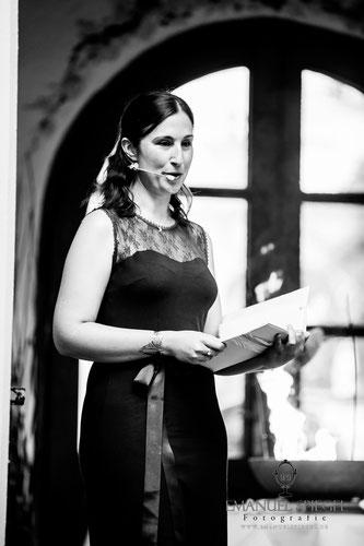 Barbara Christina Merz, freie Theologin und Rednerin, Hochzeitsrednerin, Traurednerin – Foto von Emanuel Spiegel