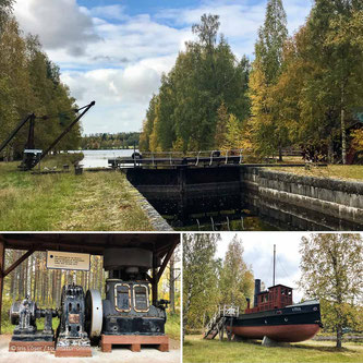 Museumshafen Kanavamuseo Jakokoski