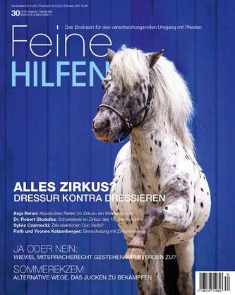 Feine Hilfen - Ergotherapie für Pferde