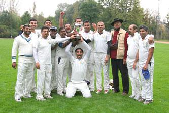 Nomads CC, 2014 Pickwick Twenty20 champions