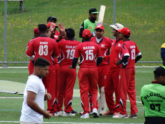 Pickwick T20 Power v Zug (29.4.2018)