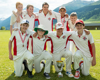 Basel Dragons U15s