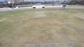 Most of the 6 matches were played at the Rajkot international ground