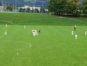 St Gallen versus Geneva XI Stars (Gründenmoos, 02.9.2018)