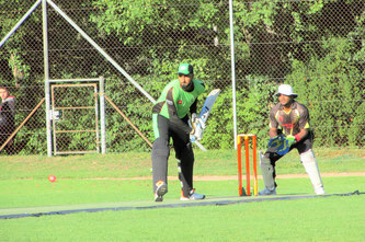 Osama (MoM) took 3 wkts & scored 52no