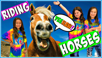 horses for kids, horse facts, learn to ride a horse, girls horses