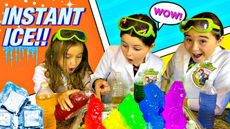 Kids science experiment, science, the wild adventure girls